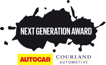 APPLICATIONS OPEN FOR AUTOCAR COURLAND NEXT GENERATION AWARD 2017