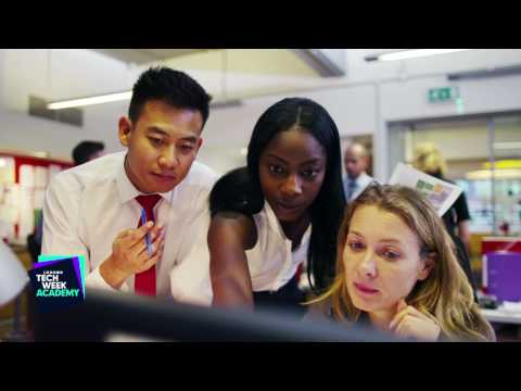 London Tech Week Academy
