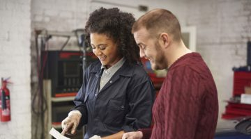 GARAGE LABOUR RATES HIT MORE THAN £230 AN HOUR