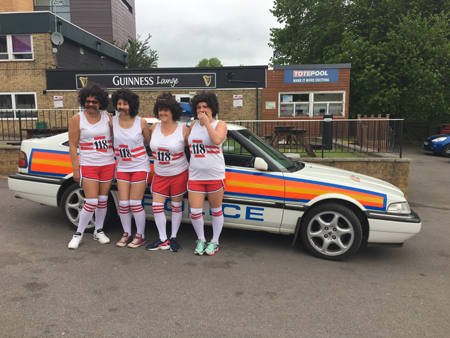 THRILLING CHECKATRADE JAIL BREAK RAISES THOUSANDS FOR CHILDREN'S CHARITY
