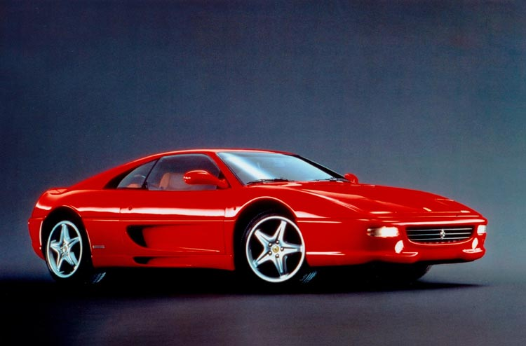1998 Ferrari F355 Berlinetta (manual)