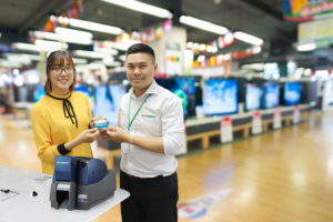 FE CREDIT aims to drive cashless transactions with the launch of Vietnam's first instant credit card facility in partnership with Entrust Datacard.