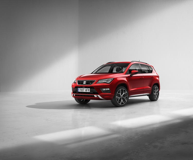 SEAT ANNOUNCES UK PRICING AND SPECIFICATION FOR NEW ATECA FR-2