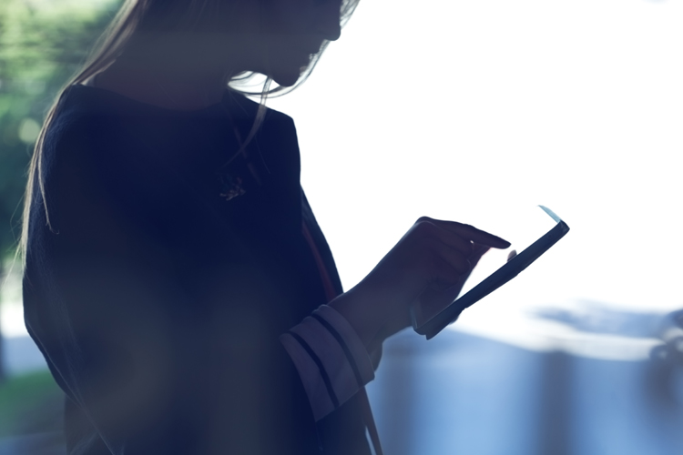 OVER A THIRD OF BRITS MONITOR THEIR FINANCES ON THEIR SMARTPHONE