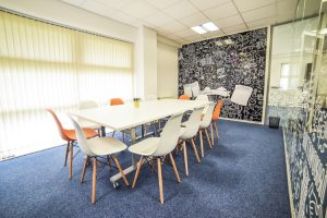 NEW CREATIVE CO-WORKING SPACE MEETS RISING DEMAND