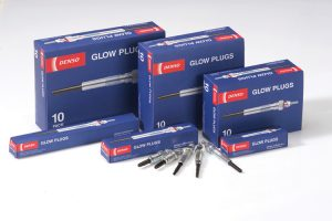 DENSO GLOW PLUGS RANGE ENHANCED WITH FIVE NEW PART NUMBERS