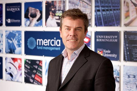 Peter Dines, Head of Life Sciences and Bio-sciences at Mercia