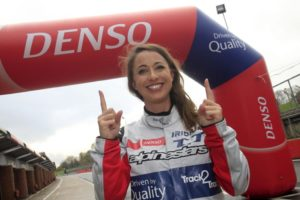 DENSO TO PARTNER WITH REBECCA JACKSON