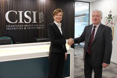 CISI DEAL WITH BALTIC FINANCIAL ADVISERS ASSOCIATION GOOD FOR CONSUMERS AND PRACTITIONERS