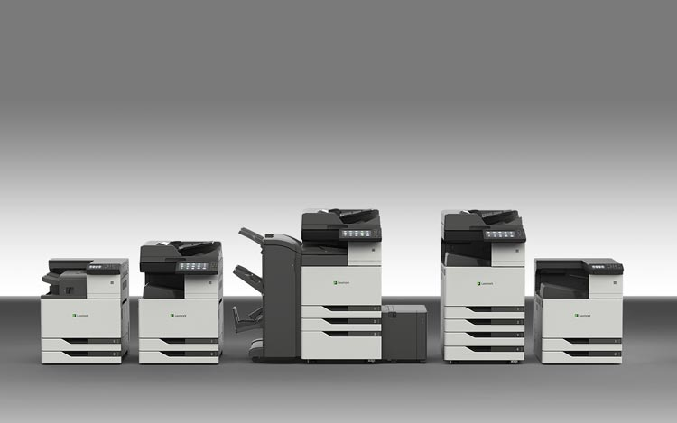 LEXMARK UNVEILS NEXT GENERATION A3 PRINTING SOLUTIONS FOR DEMANDING WORKGROUPS