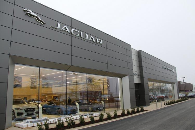 Exterior Jaguar Marshall