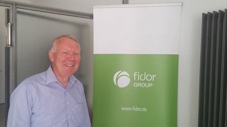 FIDOR SOLUTIONS CONTINUES ITS LEADERSHIP HIRES WITH THE APPOINTMENT OF GEERT ENSING AS CHIEF INFORMATION OFFICER