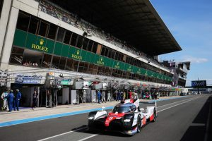 TOYOTA AND DENSO FOCUS ON LE MANS SUCCESS