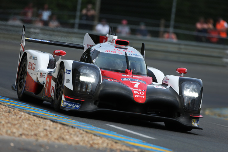 TOYOTA AND DENSO FOCUS ON LE MANS SUCCESS-3