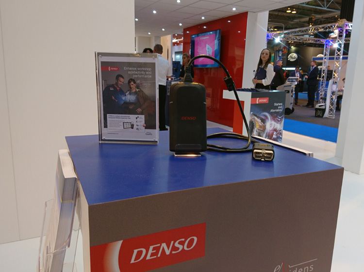 DENSO IMPRESSES WITH INNOVATION AT AUTOMECHANIKA BIRMINGHAM