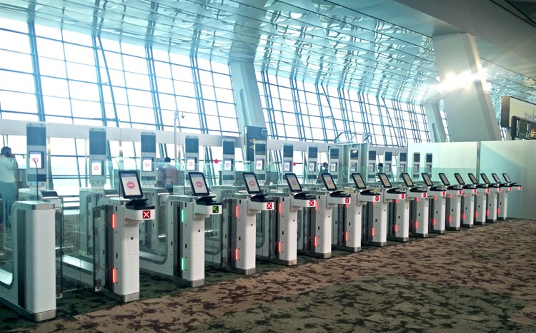 JAKARTA SOEKARNO-HATTA INTERNATIONAL AIRPORT DEBUTS NEW TERMINAL WITH VISION-BOX BIOMETRIC BORDER CONTROL SOLUTION