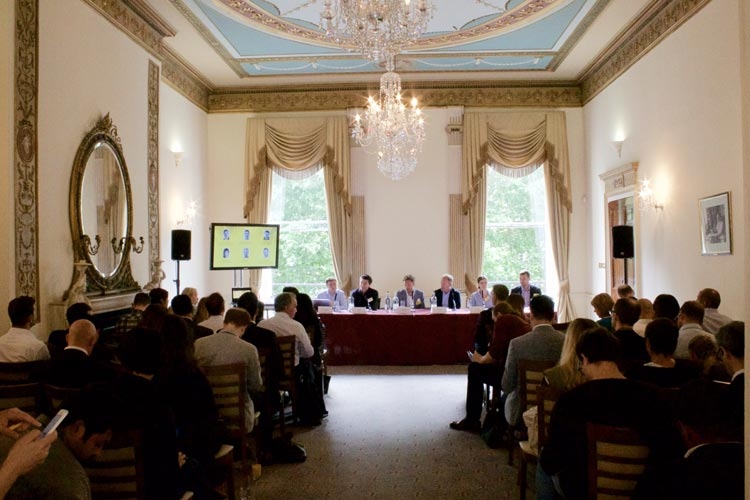 JOELSON HOSTS TECH ENTREPRENEURS FROM AROUND THE GLOBE AT ITS LONDON TECH WEEK EVENT-4
