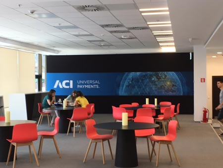 ACI WORLDWIDE EXPANDS IN ROMANIA