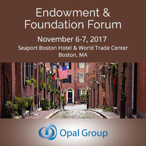 Endowment & Foundation Forum