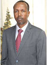 H.E. Ahmed Osman