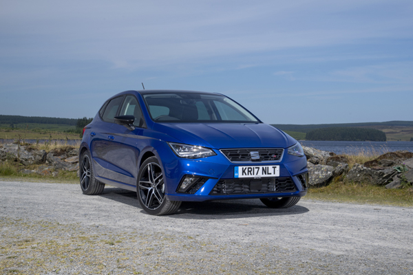 SEAT FLEET UK LAUNCHES IBIZA FOUR-DAY TEST DRIVE