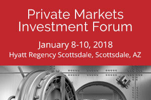 Private Markets Investment Forum