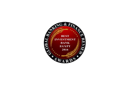 """Global Banking & Finance Review awards Arab African International Bank as """"The Best Investment Bank Egypt 2016"""""""