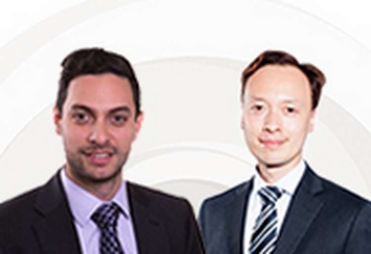 Khai Nguyen, Director at Gowling WLG and Christian Kourtis, Associate at Gowling WLG