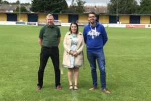 Batercard sponsorship of Basingstoke Town