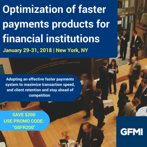 Optimization of faster payments products for financial institutions (1)