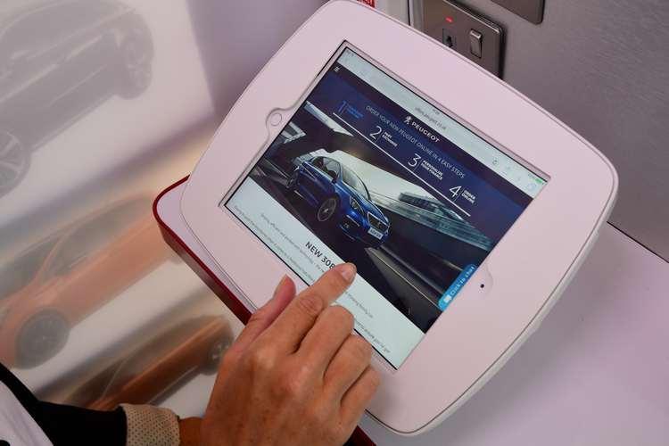 WSD - iPad