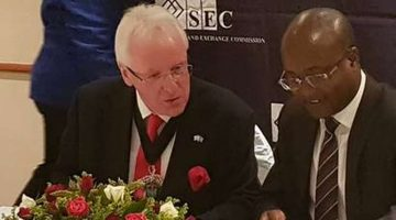 CISI AND CMAZ SIGN AGREEMENT TO BOOST PROFESSIONAL AND ETHICAL STANDARDS IN ZAMBIAN CAPITAL MARKET