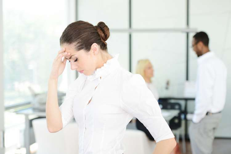 TRAINING MANAGERS 'IS THE BEST WAY TO TACKLE WORKPLACE STRESS'