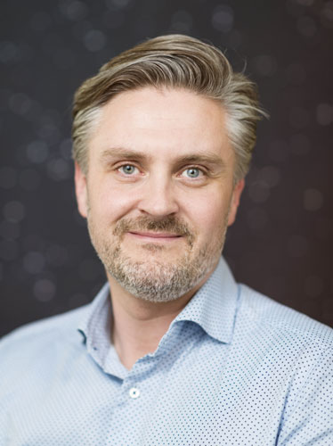 Daniel Döderlein, CEO and founder of Auka