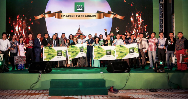Grand Event Yangon