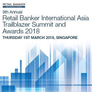 Retail Banker International Asia Trailblazer Summit and Awards 2018