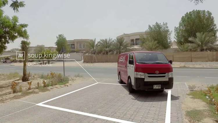 WHAT3WORDS DELIVERS THE GOODS IN DUBAI