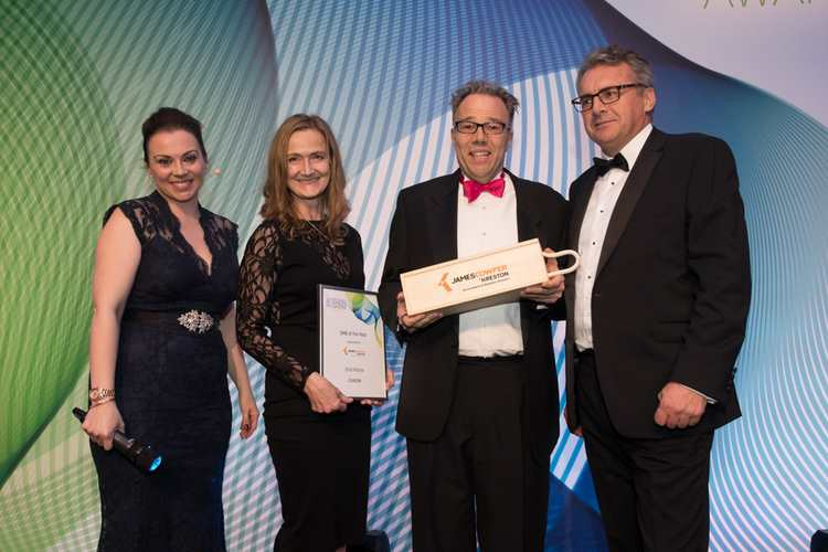 Automotive video innovator, CitNOW, takes second place in the Thames Valley Business Awards SME of the Year category