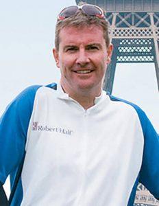 Phil Sheridan, senior managing director, Robert Half UK