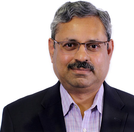 Partha Sen, CEO and co-founder, Fuzzy Logix