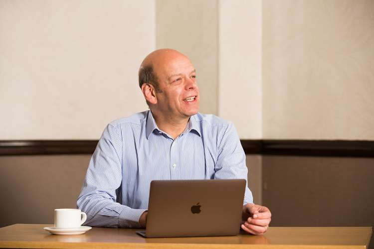 Dr Alistair Forbes, Head of Software & the Internet at Mercia