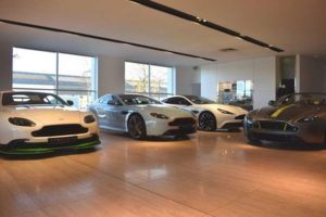 VIDEO HELPS TREBLE LUXURY CAR SALES AT THE LEVEN CAR COMPANY