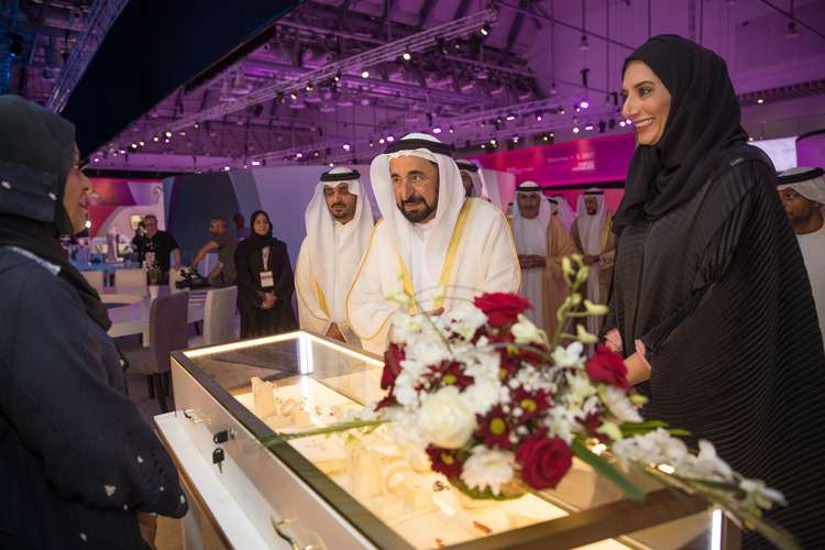 SHARJAH RULER ATTENDS THE FIRST WOMEN'S ECONOMIC EMPOWERMENT GLOBAL SUMMIT INAUGURAL CEREMONY