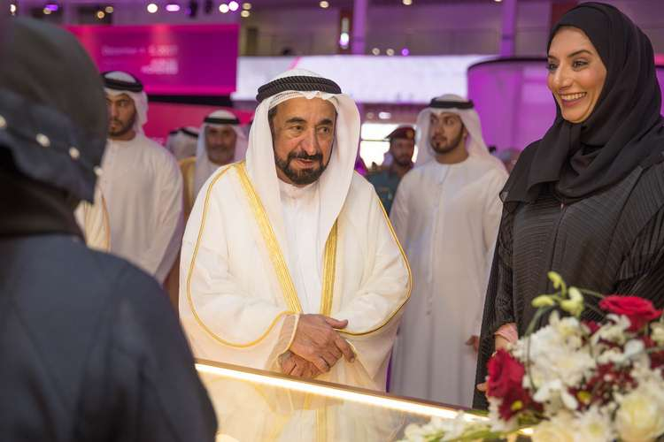 SHARJAH RULER ATTENDS THE FIRST WOMEN'S ECONOMIC EMPOWERMENT GLOBAL SUMMIT INAUGURAL CEREMONY-2