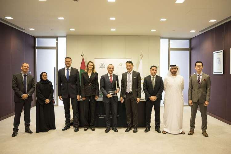 ABU DHABI GLOBAL MARKET PARTNERS DAMAN TO ENHANCE ABU DHABI'S FINTECH ECOSYSTEM RELATED TO INSURANCE SOLUTIONS-2