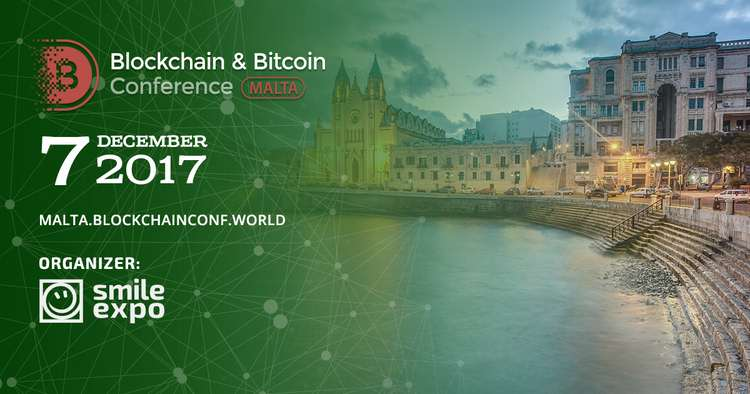 BLOCKCHAIN & BITCOIN CONFERENCE MALTA TO DISCUSS CRYPTOCURRENCY REGULATION AND NATIONAL BLOCKCHAIN POLICY