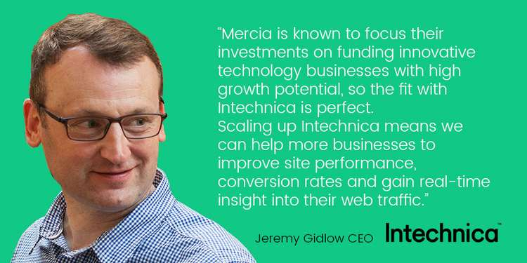Jeremy Gidlow, Managing Director of Intechnica 1