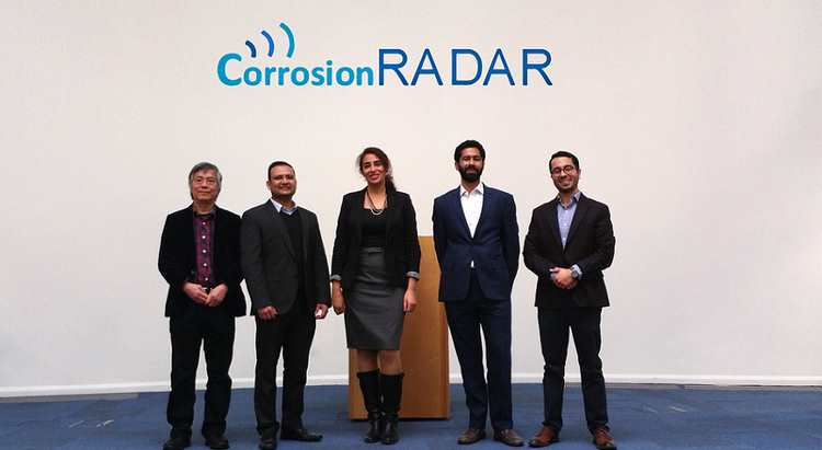 FUNDING IS ON THE RADAR FOR CORROSION DETECTION TECHNOLOGY 1