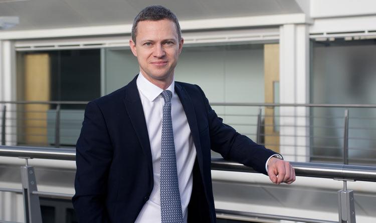 Dan Walker, Managing Director of Funding Knight