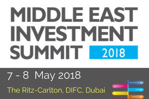 The Middle East Investment Summit will take place from 7-8 May 2018 at the Ritz-Carlton, DIFC, in Dubai. The event features 3 conferences in 1; Hedge Funds World, Private Equity World and Real Estate Investment World. Each brand is designed to meet the complete needs of end-investors in the Middle East and the event as a whole is structured to give sponsors and exhibitors maximum exposure to an audience of prominent and qualified, regional and global investors. For the past 18 years, fund managers and capital raisers have come to the region and successfully raised money at the Middle East Investment Summit. Join over 500 attendees as the event continues the pursuit to facilitate and secure market outperformance and portfolio management excellence in the year ahead.
